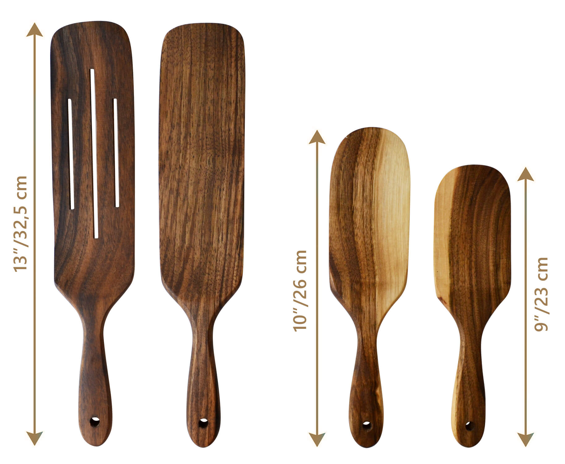 Buy Wooden Spoons For Cooking Kitchen Utensils Spatula